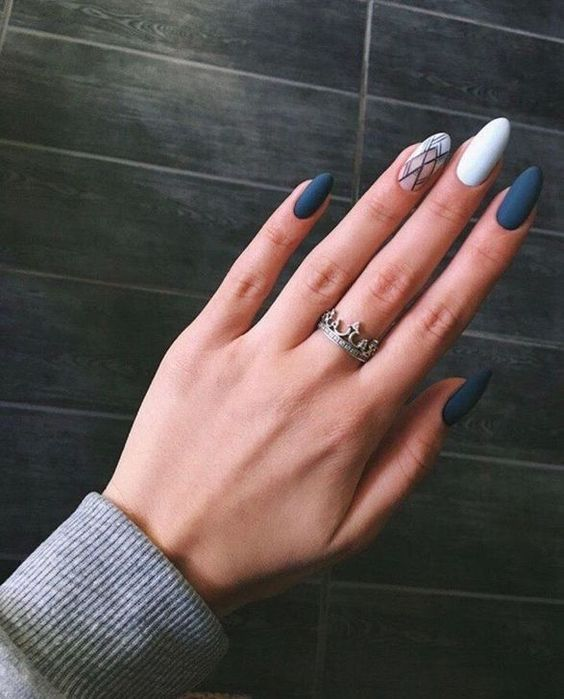 68 Exquisite Nails Enhance Girl Temperament Page 55 Of 68 Laryoo
