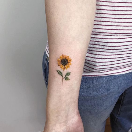 Small Tattoo Inspiration: 60+ MEANINGFUL TATTOO INSPIRATION AND DESIGN